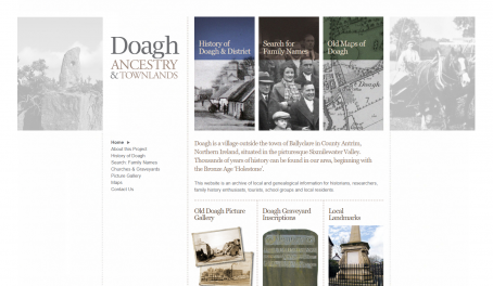Doagh Ancestry