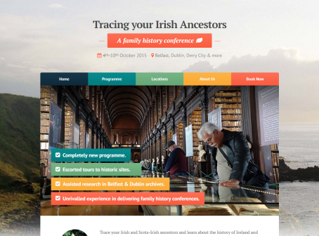 Tracing Irish Ancestors